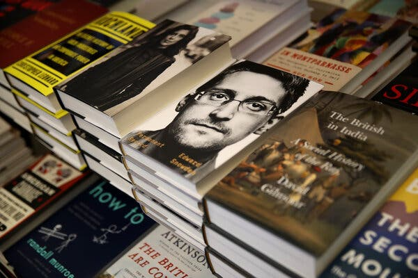Mr. Snowden published a memoir last year. He has lived a private life in Moscow, but has also been active in debates on privacy issues.